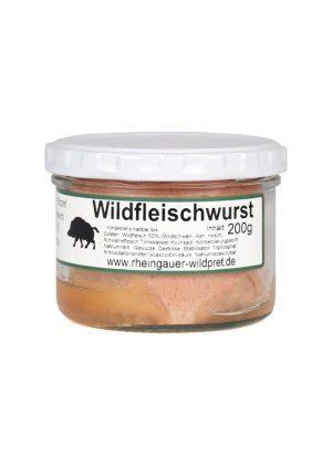 Wildfleischwurst_Glas