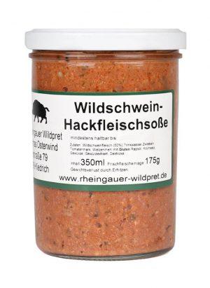 Wildschweinhackfleischsoße_Glas